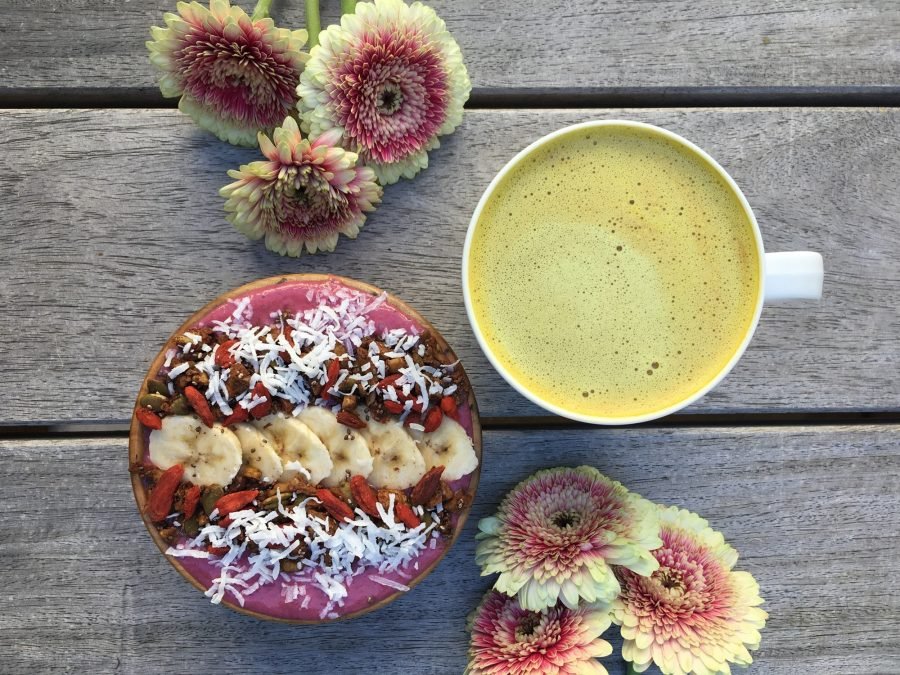 A Berry Good Protein Bowl